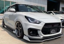 Custom Suzuki Swift Sport 2