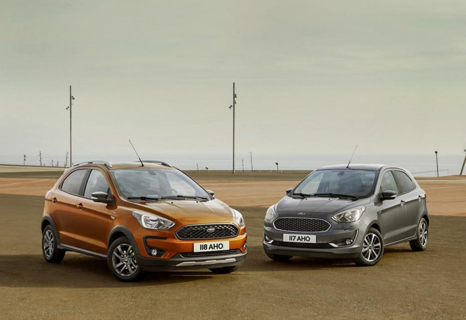 Ford Ka+ Discontinue Europe