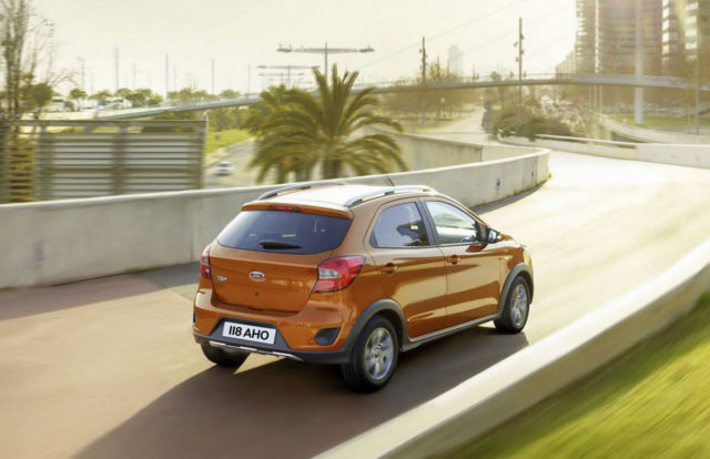 Ford Ka+ (Figo) Discontinue Europe 1