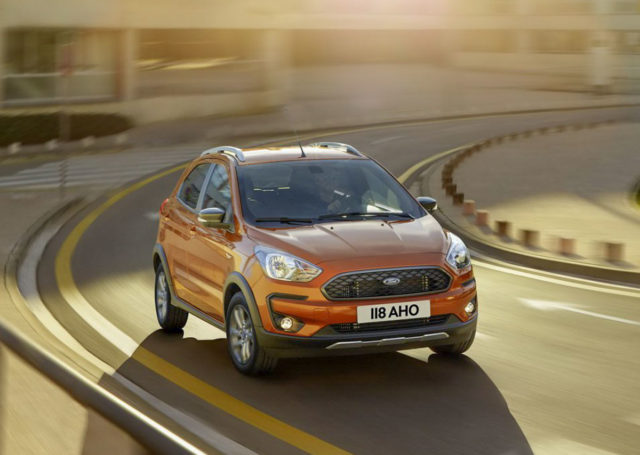 Ford Ka+ (Figo) Discontinue Europe