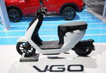 Honda V-GO Shanghai Motor Show 2019