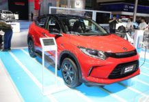 Honda Vezel VE-1 EV China