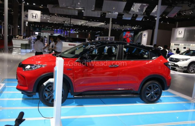 Honda Vezel VE-1 EV China 4