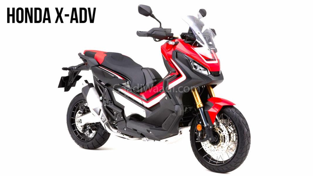Honda X-ADV-2