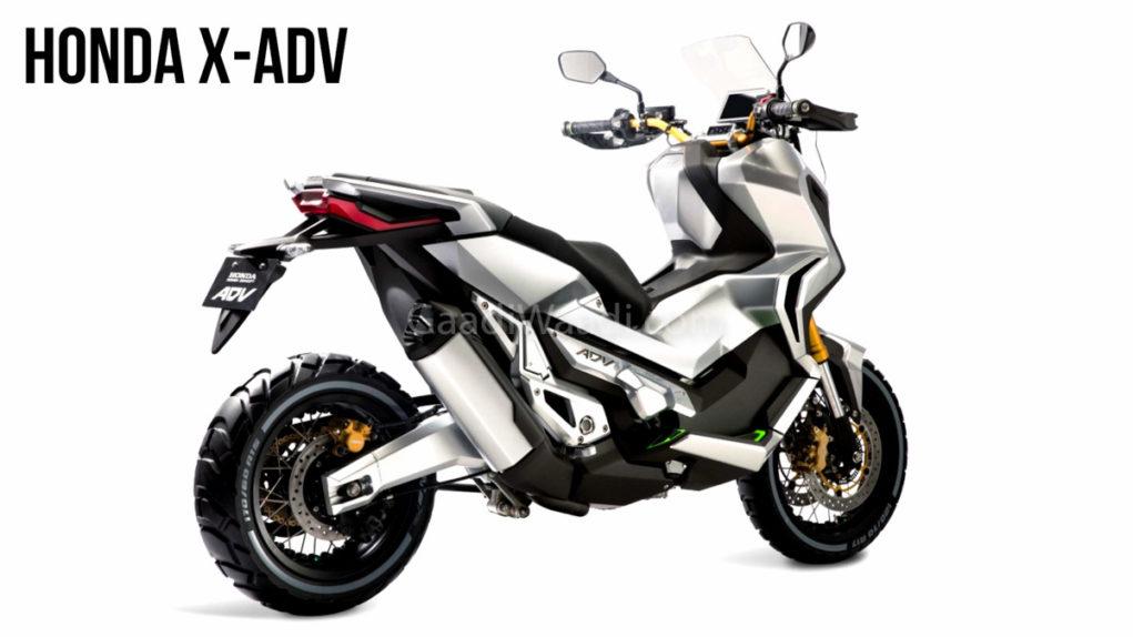 Honda X-ADV-3