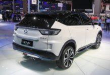 Honda X-NV Concept 1