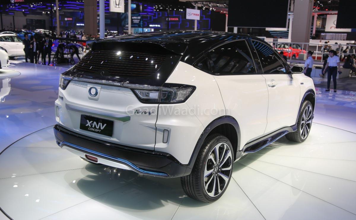 Honda X-NV Concept Previews Near-Production EV With 340 Km ...