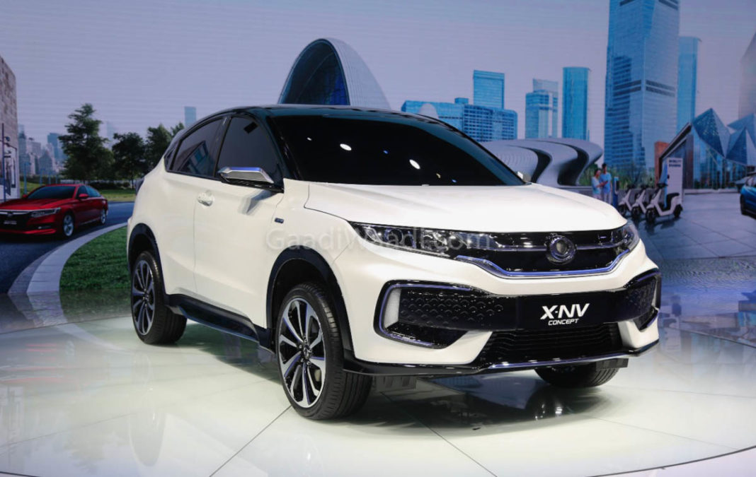 A Lot Of Cars >> Honda X-NV Concept Previews Near-Production EV With 340 Km