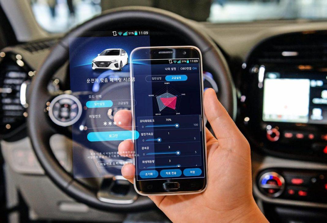 Hyundai Developing Smartphone App That Customises Engine Performance Of EVs 1 (hyundai performance altering smartphone app)