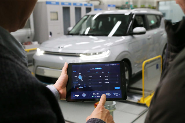 Hyundai Developing Smartphone App That Customises Engine Performance Of EVs
