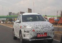 Hyundai-Kona-EV-spied-ahead-of-launch
