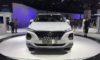 Hyundai Santa Fe LWB Shanghai Motor Show 1