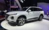 Hyundai Santa Fe LWB Shanghai Motor Show 2
