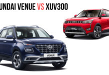Hyundai Venue Vs xuv300