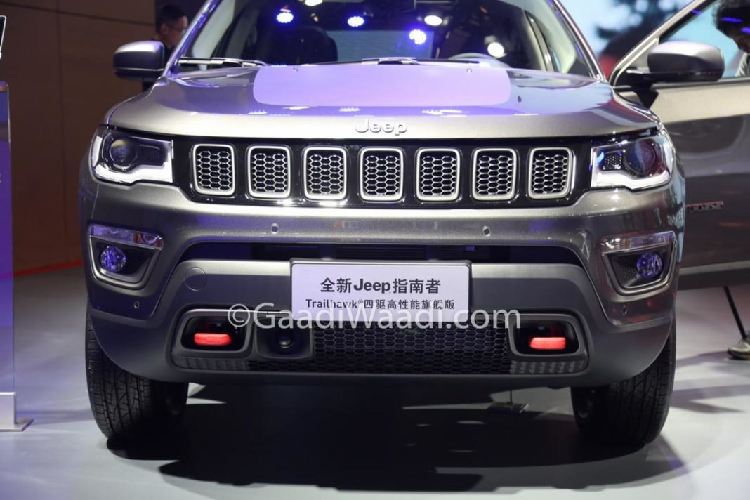 Jeep Compass Trailhawk China 1
