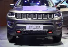 Jeep Compass Trailhawk China 1