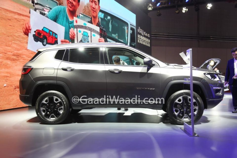 Jeep Compass Trailhawk China 3