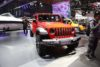 Jeep Gladiator Pickup Truck Shanghai Motor Show