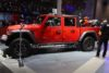 Jeep Gladiator Pickup Truck Shanghai Motor Show 5
