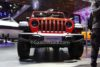 Jeep Gladiator Pickup Truck_