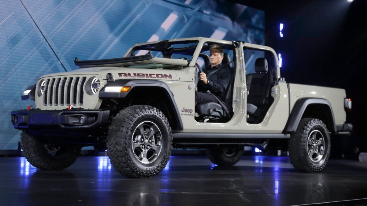 All-New Jeep Gladiator Pickup Truck Prices Revealed In The US
