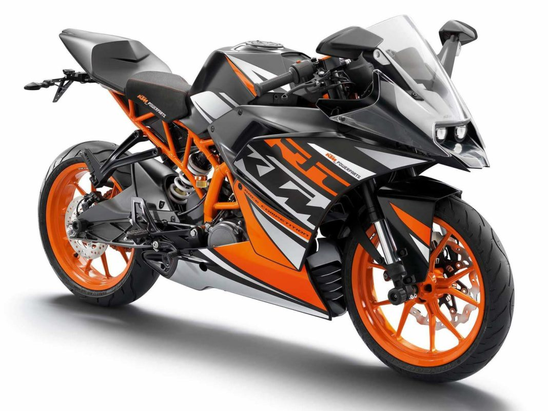 ktm rc 125 india launch expected later this year. Black Bedroom Furniture Sets. Home Design Ideas