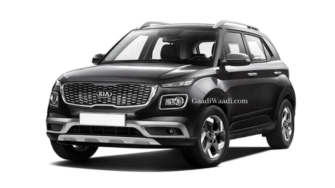 Kia Subcompact SUV Rendered 1