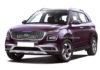Kia Subcompact SUV Rendered