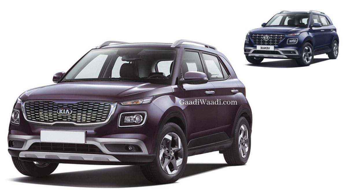 Hyundai ix25 (next-gen Creta) spotted undisguised