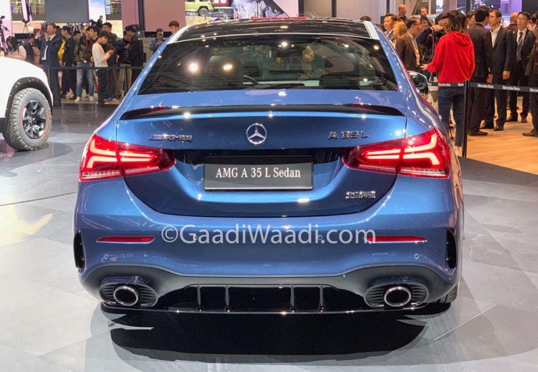 Mercedes-Benz AMG A35 L Sedan