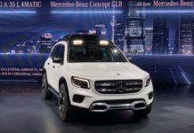 Mercedes-Benz Concept GLB 5