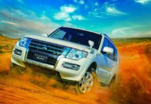 Mitsubishi Pajero Final Edition 1