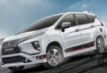 Mitsubishi Xpander Limited Edition