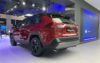 New Toyota RAV4 Hybrid 4