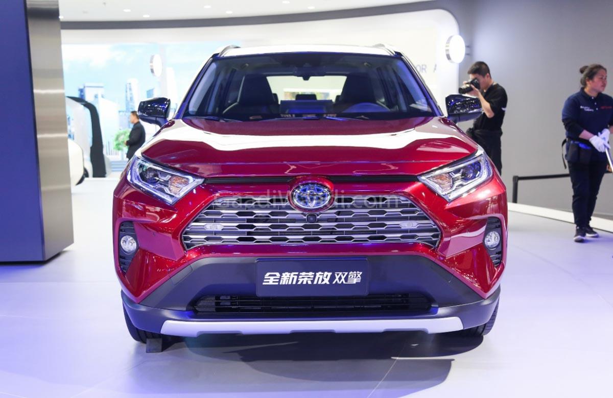 New Toyota Rav4 Hybrid 5