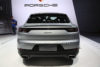 Porsche Cayenne Coupe Shanghai Motor Show 2019 3