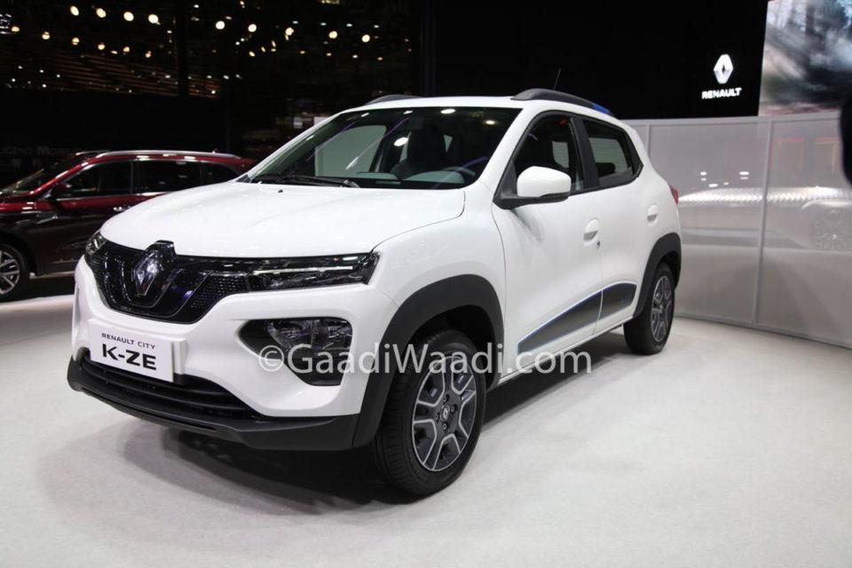 Renault City K-ZE (Kwid EV) 10