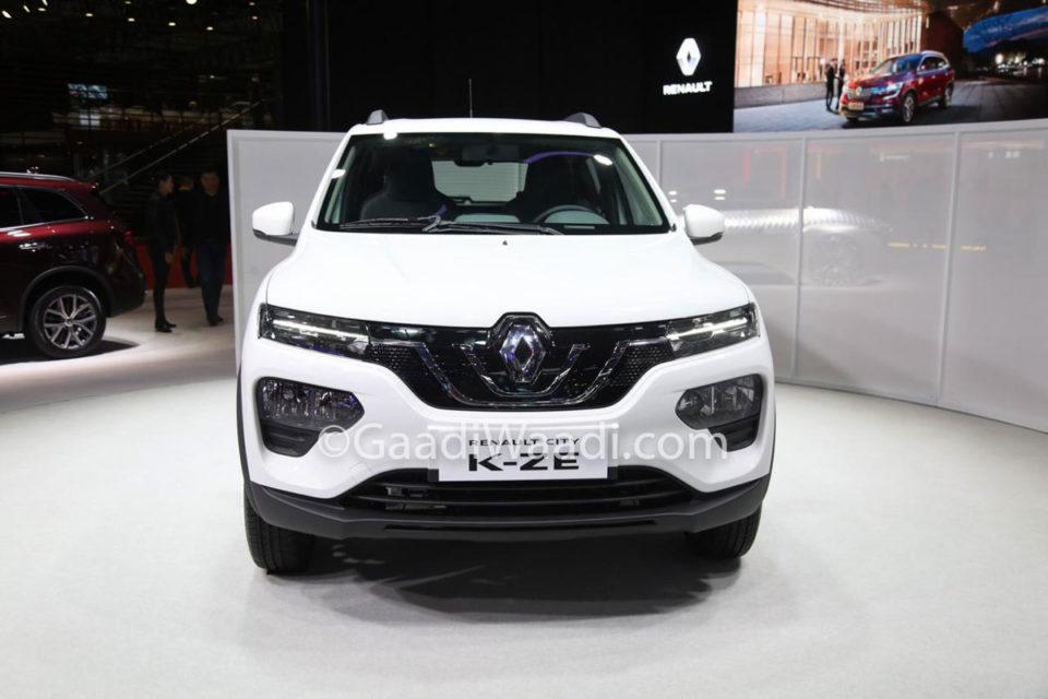 Renault City K-ZE (Kwid EV) 12