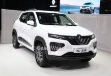 Renault City K-ZE (Kwid EV) 13
