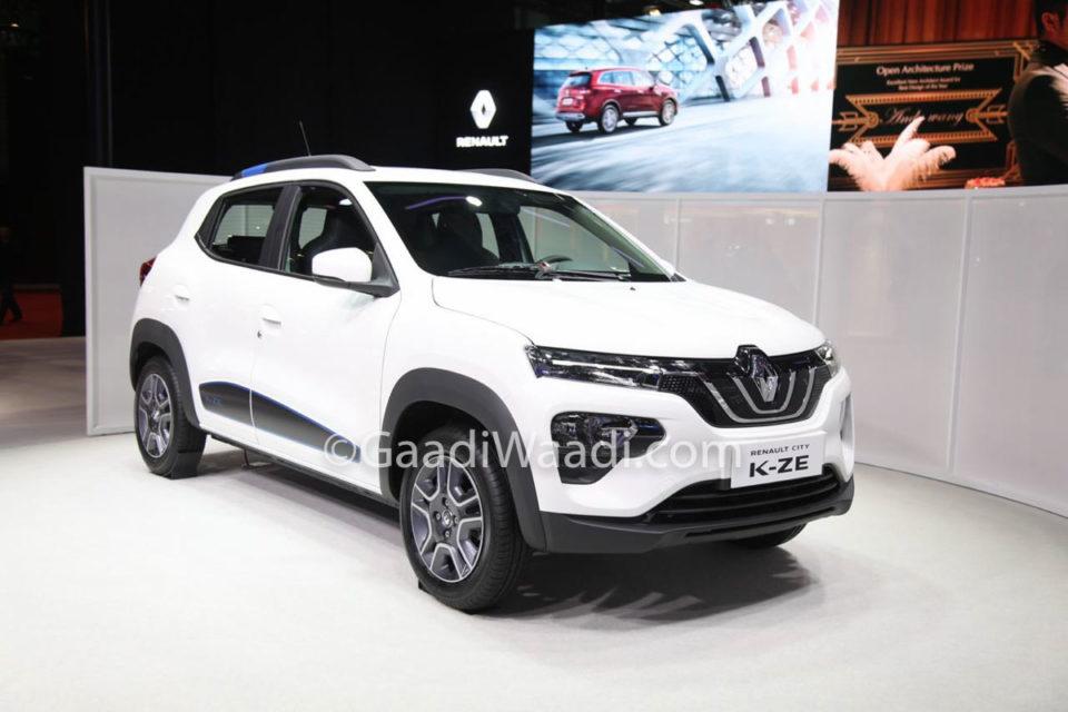 Renault City K-ZE (Kwid EV) 6