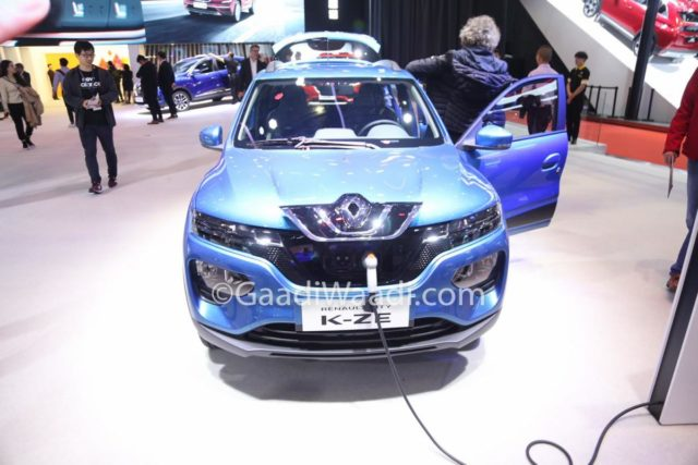 Renault City K-ZE (Kwid EV) 7