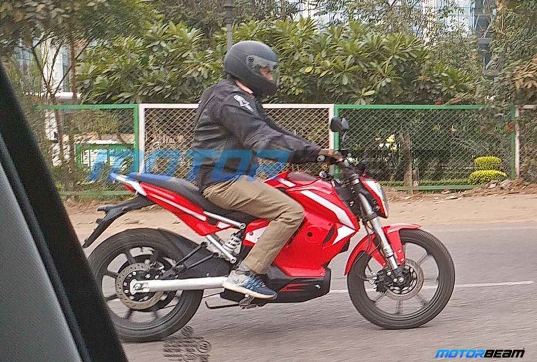 Revolt-Electric-Motorcycle-spied-in-India