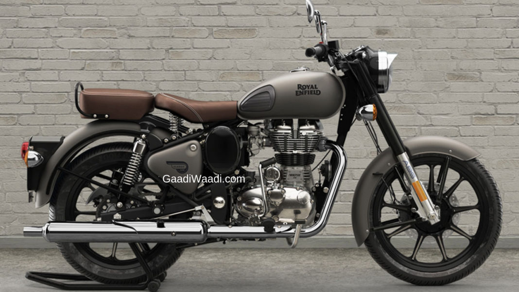 Royal Enfield Launches Machined Alloy Wheel Kit, Priced At Rs. 10,000