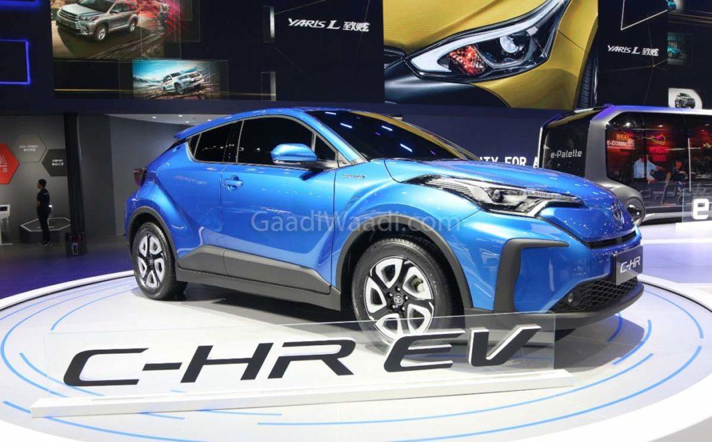Toyota C-HR EV