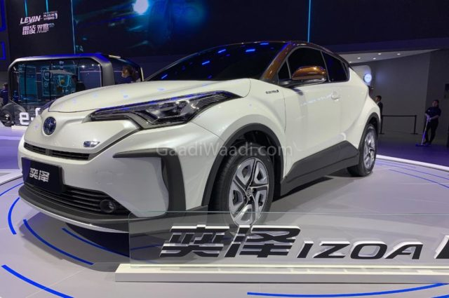 Toyota IZOA EV 1