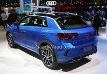 Volkswagen T-Roc R-Line Auto China 2019