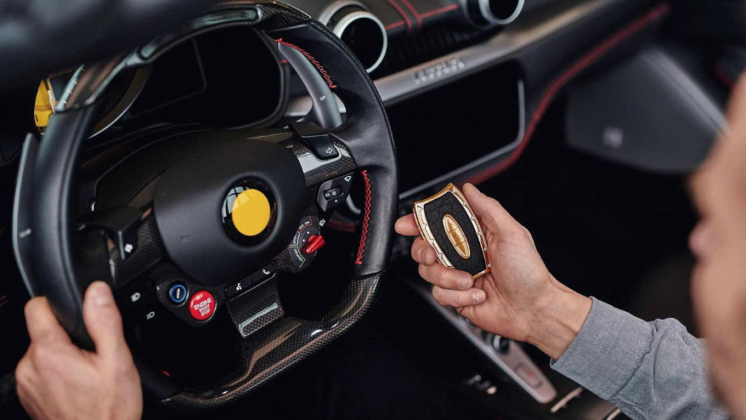 World's Most Expensive Car Key Awain Phantom Key 3