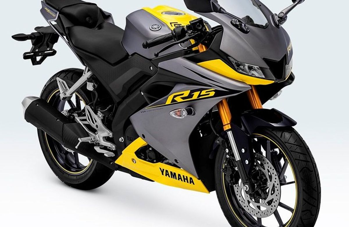 Yamaha Introduced Three New Colours For R15 V3, India Bound?