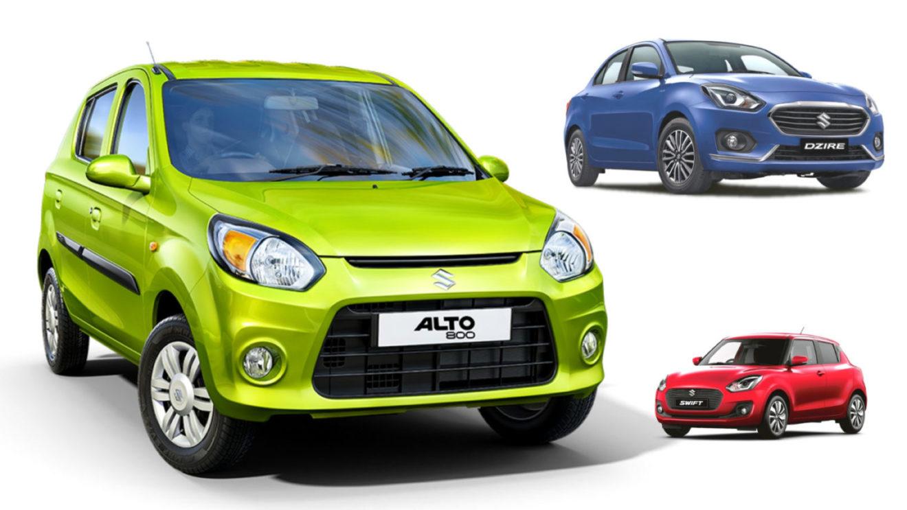 Top 20 Cars Sold In FY2019-20 – Maruti Alto Beats Dzire, Swift, Wagon R