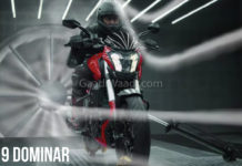 bajaj dominar 2019 red white-1